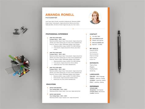 free timeline microsoft word resume template by julian ma dribbble dribbble