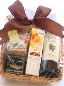 gourmet baskets wine gift basket from bumble b design seattle wabumble b