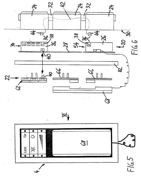Modular Aufgebaute Wohnungsstation by Patent Ep1320244a1 Modulare Hauskommunikationsanlage