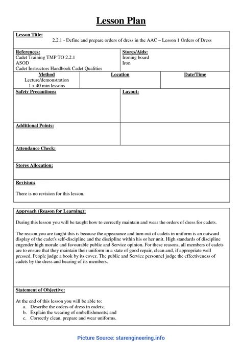 lesson plan template nsw ten fantastic vacation ideas