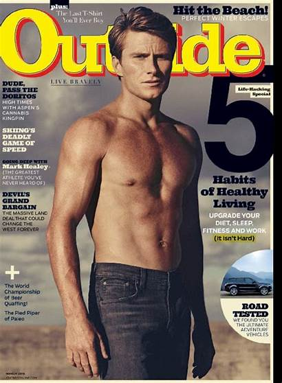 Outside Magazine Magzter Edition Outsiders Gear Hiking