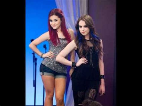 elizabeth gillies complicated lyrics give it up ariana grande and elizabeth gillies full song
