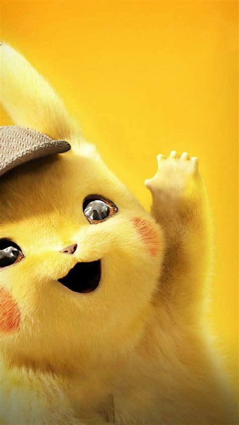 pokemon detective pikachu wallpaper  iphone
