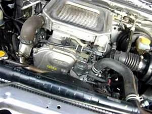 Nissan D22 Yd25 2003 Cold Start At -10 Celsius