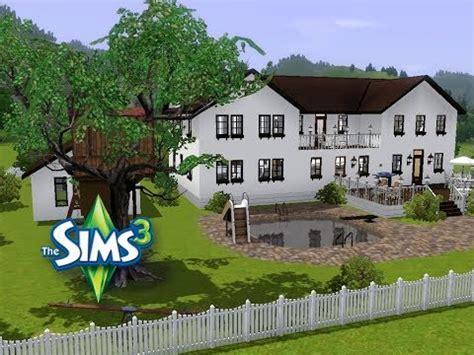 Moderne Häuser Sims 2 by Sims 3 Haus Bauen Let S Build Idyllisches Haus F 252 R