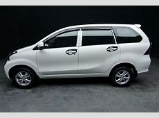 2014 Toyota Avanza 15 E AT Second Hand Cars in Chiang