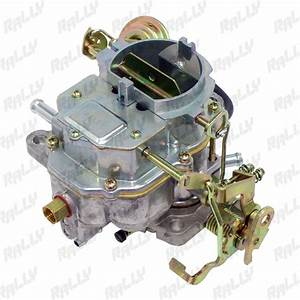 158 New Carburetor Type Carter Bbd Hightop Jeep Wagoneer 6