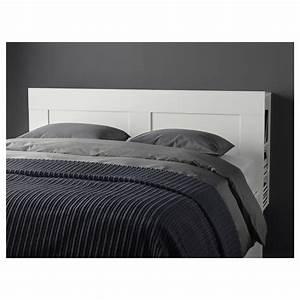 Lit Ikea 160 : tete de lit avec rangement 160 frais brimnes t te de lit ~ Teatrodelosmanantiales.com Idées de Décoration