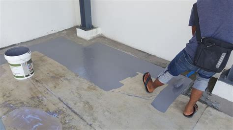 epoxy flooring johor floor coating kung fu painters
