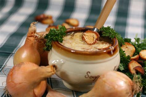 recette de la soupe  loignon pratiquefr