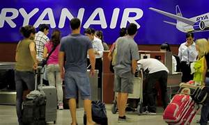 Ryanair hand luggage allowance restrictions come into effect
