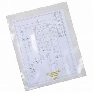 protektive pak 47122 document holder statfree 6 mil With pocket document holder