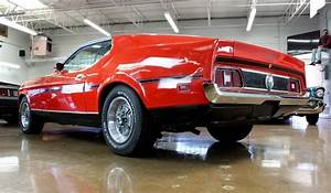 1971 Ford Mustang Mach 1 | Chicago Car Club