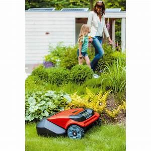 Tondeuse à Gazon Automatique : robot tondeuse autonome 2500 m ~ Premium-room.com Idées de Décoration