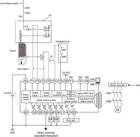 Circuit Diagrams Safety Components Technical Guide