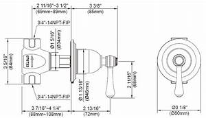 32 Shower Diverter Valve Diagram