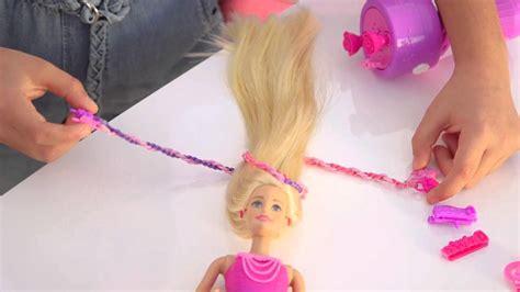 Barbie Endless Hair Kingdom Snap 'n Style