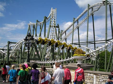 limit roller coaster wikipedia