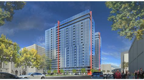 massive high rise project eyed  downtown san joses