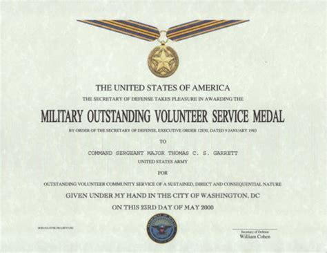 Medaile Za Vynikající Službu Dobrovolníka