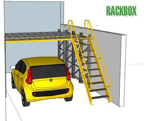 Scaffali Per Box Auto by Scaffali Box