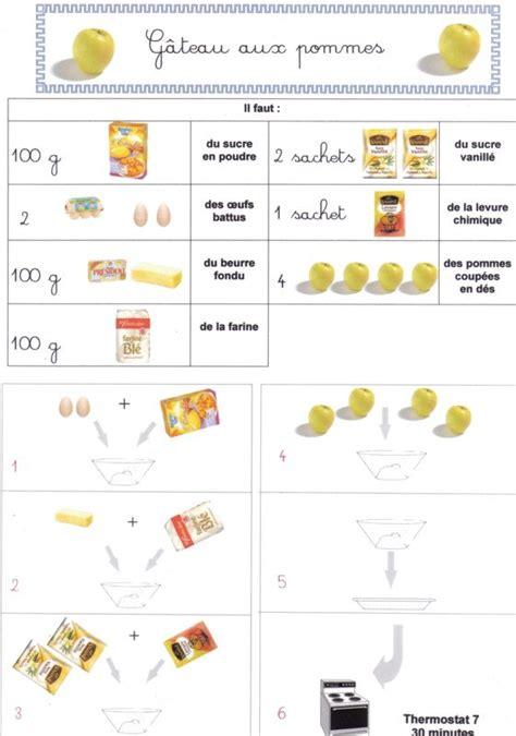 site de recette cuisine gâteau aux pommes photo de recettes de cuisine ecole