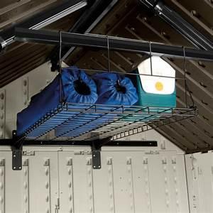Etagere De Jardin : etag re de sous pente pour abris de jardin woodgrain suncast ~ Premium-room.com Idées de Décoration