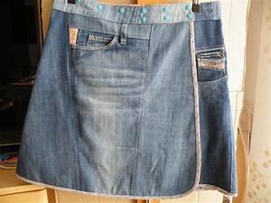 Nähen Aus Alten Jeans : mona w wickelrock bestellt redesign aus alten jeans kleider machen leute ~ Frokenaadalensverden.com Haus und Dekorationen