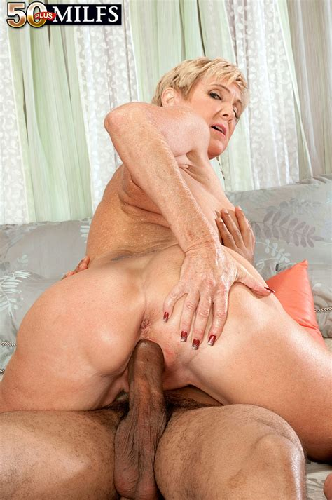 Debauchery 55 Yo Milf Interracial Sex