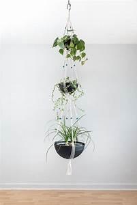 Suspension Pour Plante : suspension pour plantes bymadjo zephyr d co ~ Premium-room.com Idées de Décoration