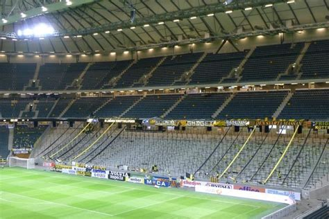 friends arena stadion  football stadiumscom