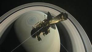 Cassini spacecraft ends 13-year odyssey with fiery plunge ...