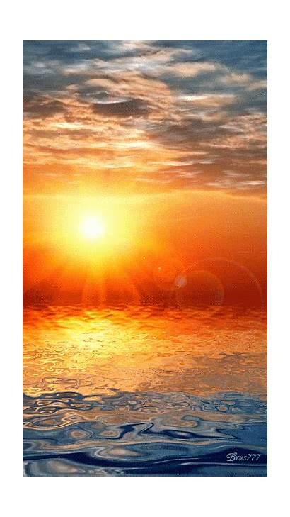 Mar Sunset Sol Atardecer Ocean Sea Nascer