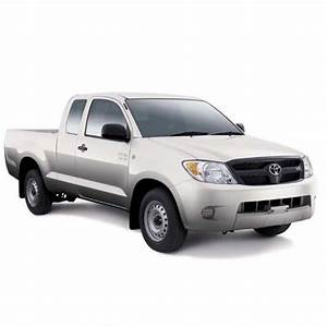 Toyota Hilux Repair Manual 2005-2012