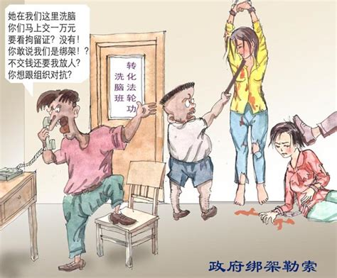 Persecution Of Falun Gong Practitioners And