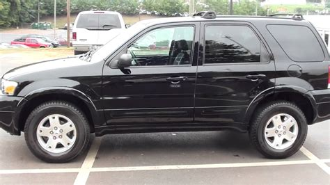 For Sale 2007 Ford Escape Limited!! Stk# P5754 Www.lcford