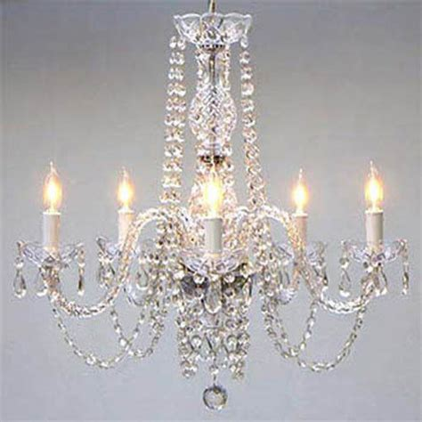 Little Girls Ceiling Fans by Authentic All Crystal Chandelier Chandeliers Ebay