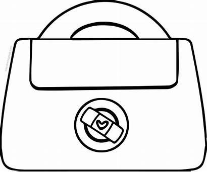 Coloring Bag Mcstuffins Doc Pages Medical Printable
