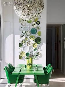 7, Ways, To, Create, Green, Color, Interior, Design