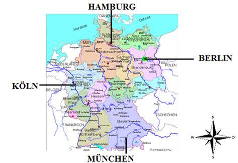 die besten ziele fuer urlaub  deutschland