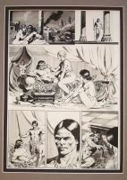 John Bolton Comic Book Artist