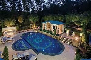 Schwimmbad Für Den Garten : 160 tolle bilder von luxus pool im garten ~ Sanjose-hotels-ca.com Haus und Dekorationen