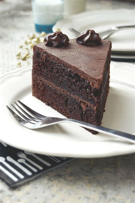 chocolate cake recipe  buttermilk  strong