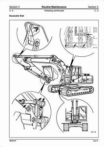 Jcb Js330 Js450 Js460 Tracked Excavators Service Repair Manual