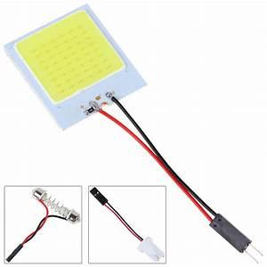 Car Light Kit Interior 12V White 48 LED T10 4W Interior ...