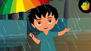 Barish Aayi Cham Cham Cham Cartoon Nursery