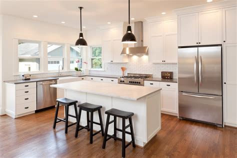 white kitchens with light wood floors 52 enticing kitchens with light and honey wood floors 2109