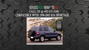 How To Replace Kia Sportage Key Fob Battery 1998 1999 2000 2001 2002