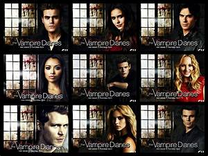 Pics For > The Vampire Diaries Season 6 Poster