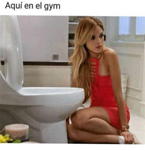Memes En El Gym - aqui en el gym gym meme on sizzle